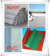 high tensile pvc waterproof membrane