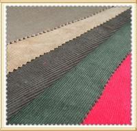 11W cotton stripe corduroy for baseball cap