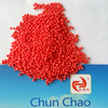Resin coated Urea slow release fertilizer N 44% min