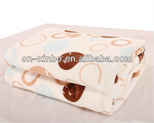 Ultra Soft Coral Fleece Bubble Series Plush Throw Blankets Sheets