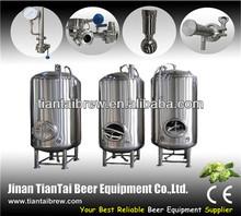 Hot sale craft 40hl beer fermenting system