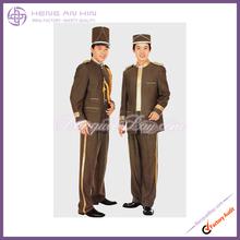 New design for Hotel bellboy bellman doorboy doorman Uniform