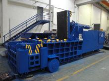 Metal Scrap Baler Machine