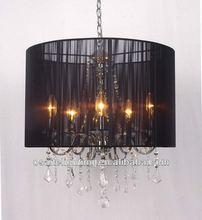 E12 UL 2014 new hot sale modern chandeliers lowes