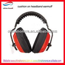 foldable earmuffs/sound proof headband earmuff/folding earmuff