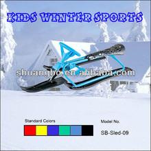 New Type Snow Scooter Ski Kids