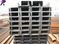hot rolled channel steel bar/u channel steel sections
