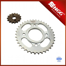 CG125 motorcycle chain and sprocket kits