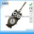 china atacado antique coruja relógiodebolso com pingente de colar