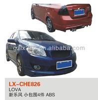 2010 CHEVROLET LOVA andys auto body kits(4 pieces)/body kit fiberglass