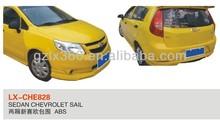 2010 CHEVROLET SEDAN andys auto body kits(4 pieces)/body kit fiberglass