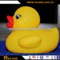 Número de série ponderada flutuante pato de borracha/amarelo pato de borracha
