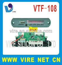 VTF-108BT mp3 player circuit board pcb