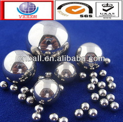 High quality promotional bearing steel ball home depot
