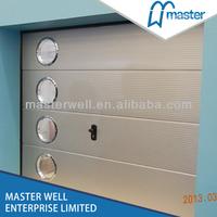 Industry Sectional Door/ garage door opener gate