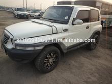 used car korando