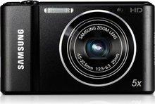 "SS232 - SAMSUNG ST66 16.1 MEGAPIXEL HD DIGITAL COMPACT CAMERA 2.7"" LCD SCREEN IN BLACK"