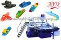 máquina para a fabricação de chinelos e sandálias
