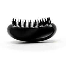 "Hair Tamer ""No Knot"" Black Detangling Hair Brush Teezer"