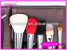 ZOREYA hot sell goat hair cosmetic kabuki brush