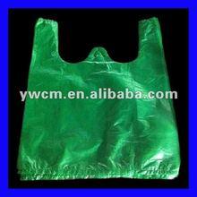 Plastic packaging grocery bag carrier
