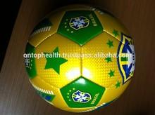 Pormotion Brazil,#5 PVC soccer ball