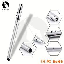 metal stylus pen for 3ds erasable color pens promotional tool pen