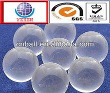 Top grade cheapest clear hollow glass ball
