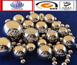 High quality hot-sale 1/8 inch ball steel chrome