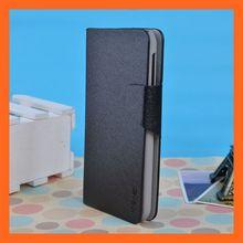 Blu Studio Black Wallet Flip Leather Case For Blu Studio 5.5