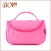 portable fashion cosmetic bag for female beautiful wine bag