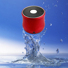 Hot Sale!!! portable mini wireless waterproof speaker ,latest waterproof speaker,waterproof speaker mp3 at lowest price