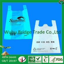 100% biodegradable shopper bag