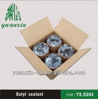 butyl sealant msds