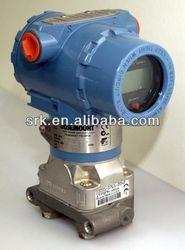 Rosemount 3051L Pressure Transmitter with Pressure Flanges