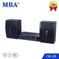 2014 hot selling bmb karaoke speaker with USB function