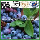 canned blueberries Anthocyanidin25%,Anthocyanosides36%