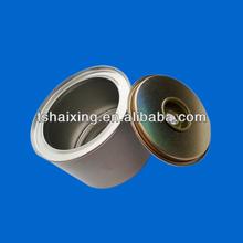 Methanol/Ethanol Gel Fuel Round Metal Tinplate Can