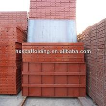panel flat formwork concrete