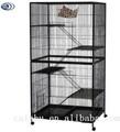 4 nível gato / Ferret / gaiola de Hamster