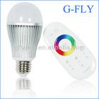 2013 Newest cheap RGB wifi LED Bulb Light conroller E27 Energy Saving