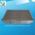 klimaanlage metall boden register