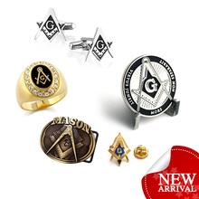 Wholesale Masonic Item Custom Masonic Lapel Pins