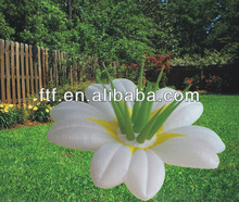 inflatable flower/Oxford fabric inflatable lightened flower for advertising