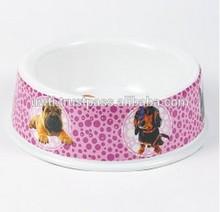 Pet Dog/ Cat Plastic Bowls & Feeders ,27.5*24*9cm