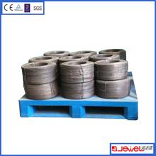 Shining diamond black iron wire cloth with low price