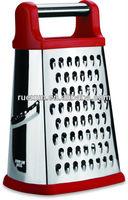 GU9-4K stainless steel 4 side grater, kitchen gadget