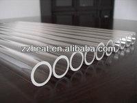 High Temperature Translucent Quartz Glass Tube