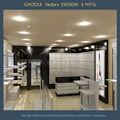 Venda quente design de interiores loja/montagem loja/roupas loja de decoração