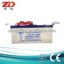 HIGH CAPACITY solar battery 200 ah